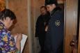Сотрудники уголовно-исполнительной инспекции совершили рейд с представителем православной церкви