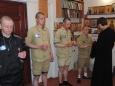 Осужденные РБ-2 приняли таинство крещения
