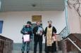 В канун крещенских праздников, следственный изолятор №1 посетил отец Николай иерей храма св. Великомученицы Екатерины