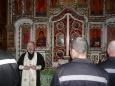 В Храме св. великомученика и целителя Пантелеймона при ЛИУ-4 прошла церковная служба