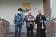 Исправительные учреждения Республики Карелия посетили православные священнослужители