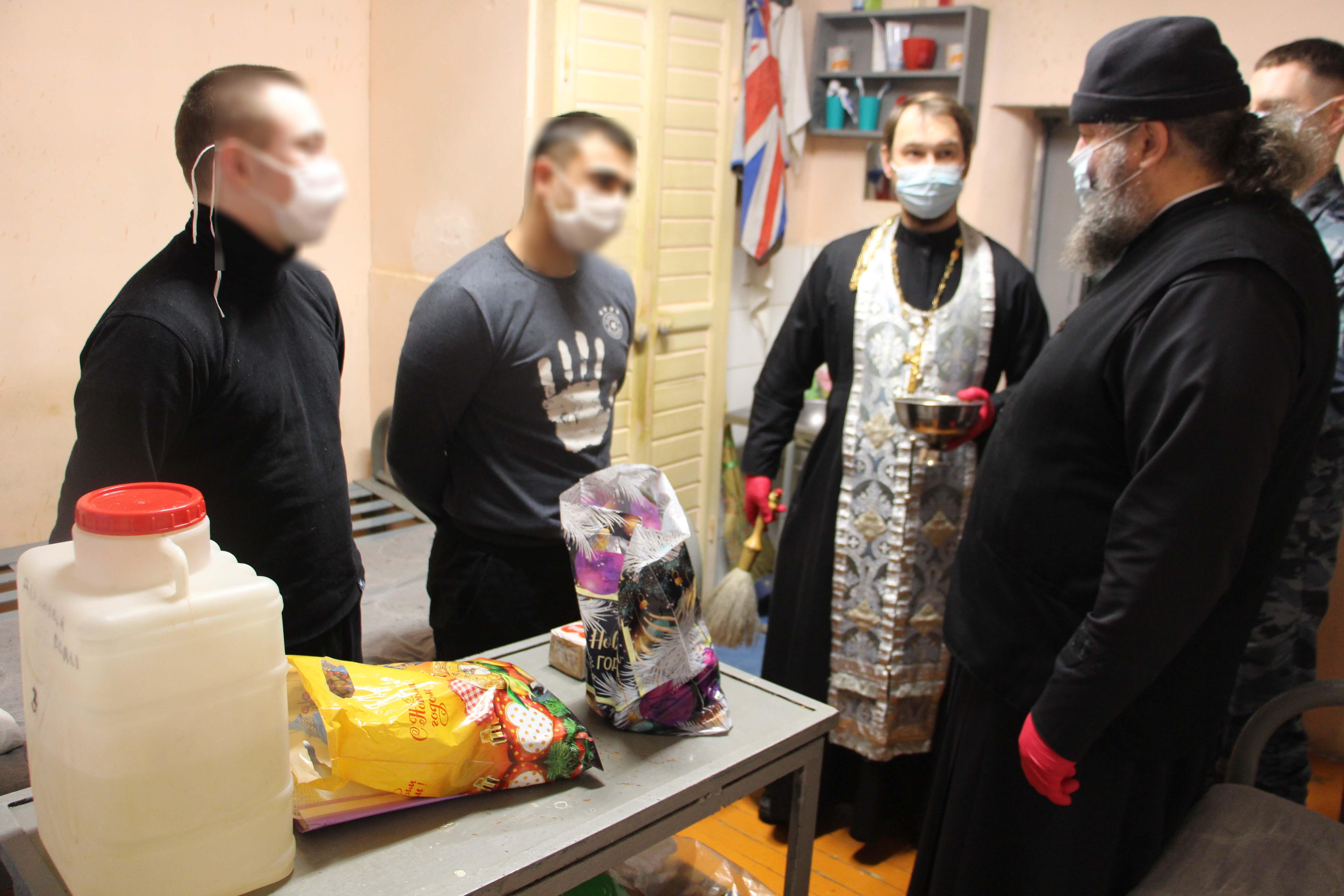 В СИЗО-1 переданы подарки, собранные в рамках проведения благотворительной акции «Воля сердца»